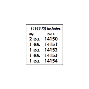 14166 - Timing Belt Kit, Paper Feed N/S