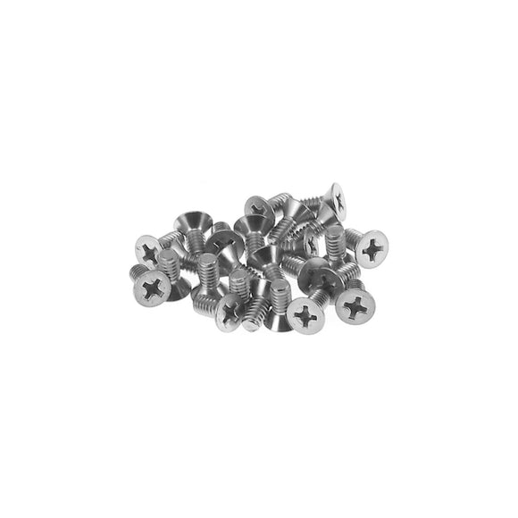 32023 - Screws, Stainless Steel (25 pcs)