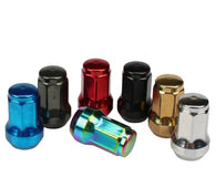 wheel nuts , pick a colour !