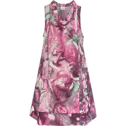 Eli Dress - Watercolour Rose