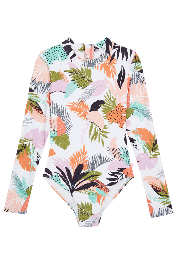 Tropical Punch L/S Surf Tank
