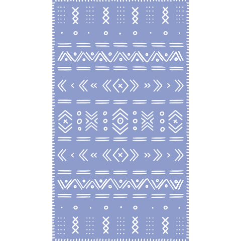 SomerSide Tribal Towel