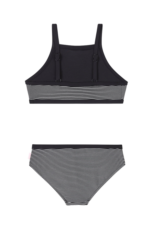 Boho Beach Stripe Tankini