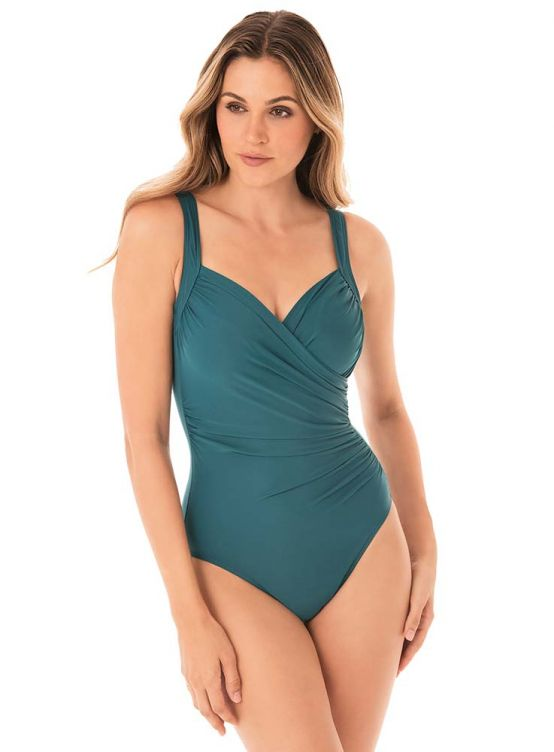 Miraclesuit Sanibel Nile DD One Piece - Nile