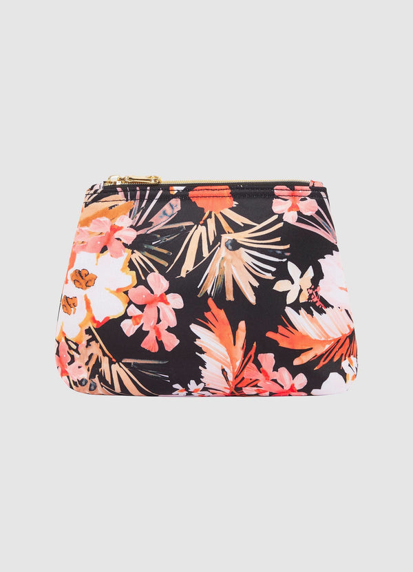 Seafolly Bora Bora Flora Travel Pouch