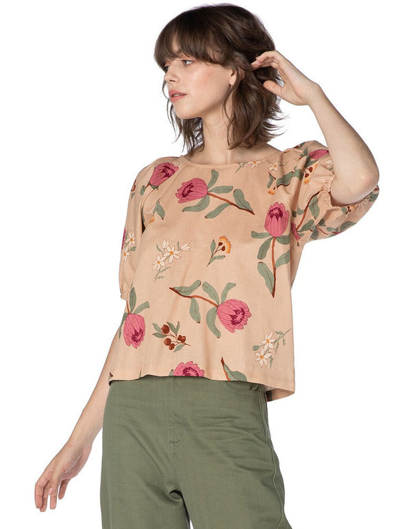 Princess Highway Native Floral Top