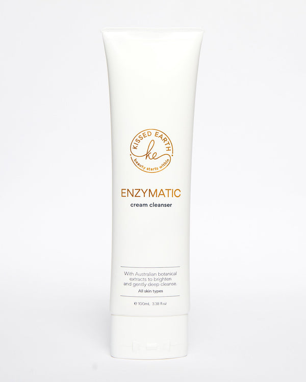 Kissed Earth Enzymatic Cream Cleanser