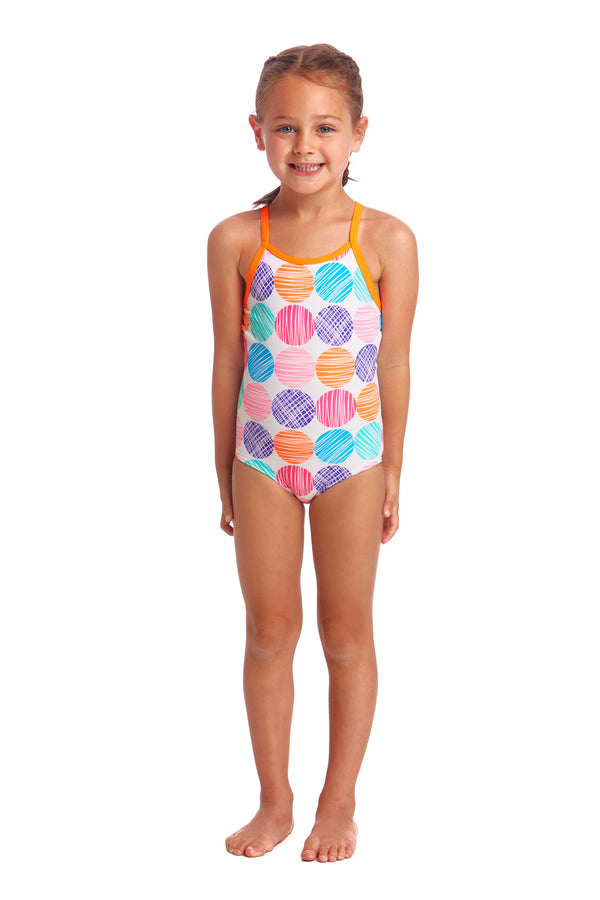 Funkita Toddler One Piece - Cotton Candy