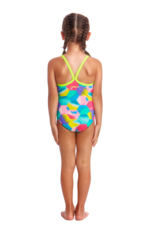 Funkita Toddlers One Piece - Hexy Back