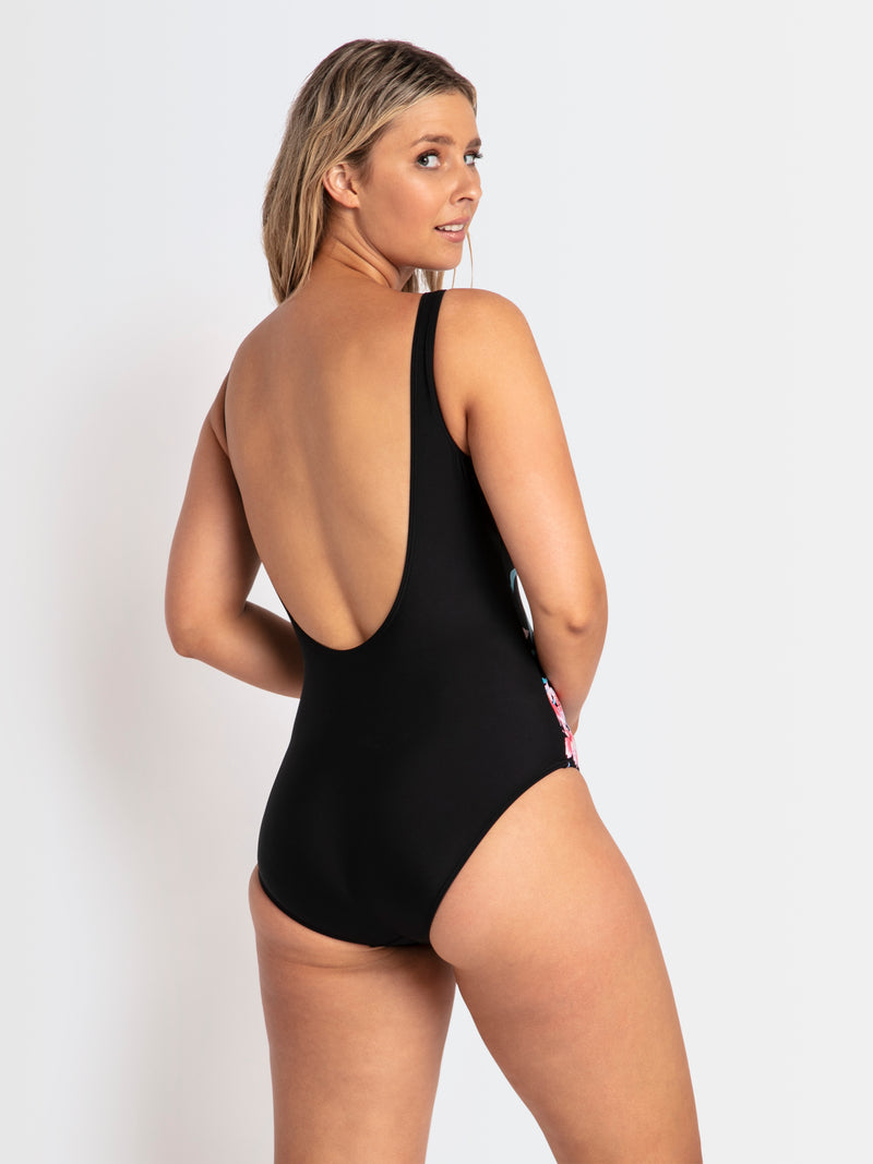 Select Gathered Surplice One Piece