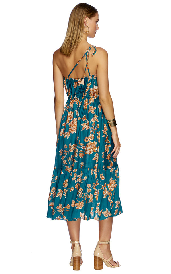 Jets Enchantment One Shoulder Dress