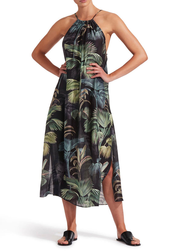 Jets Evoke Maxi Dress