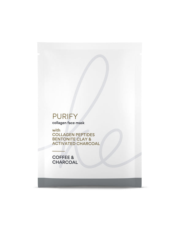 PURIFY Collagen Face Mask - 8 Pack