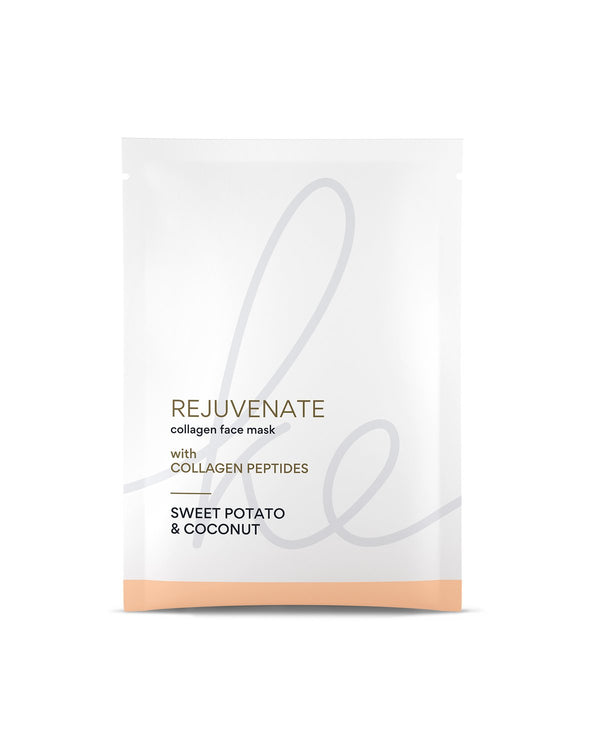 Kissed Earth REJUVENATE Collagen Face Mask - Single
