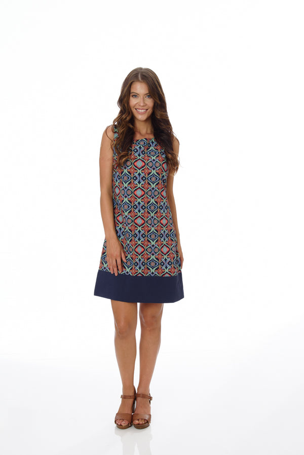 Millie Dress - Kaleidoscope