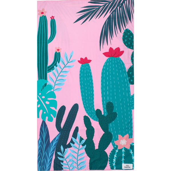 SomerSide Bali Botanical Towel