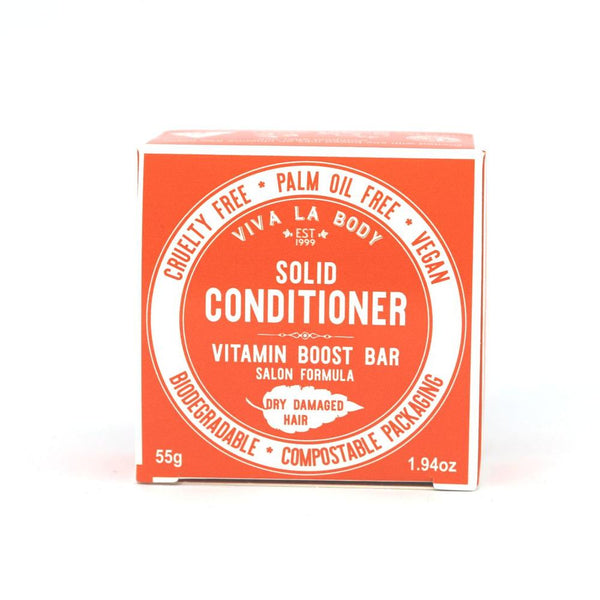 Viva Vitamin Boost Solid Conditioner Bar
