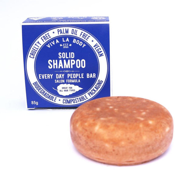 Viva Solid Shampoo Bar Salon Formula Everyday People