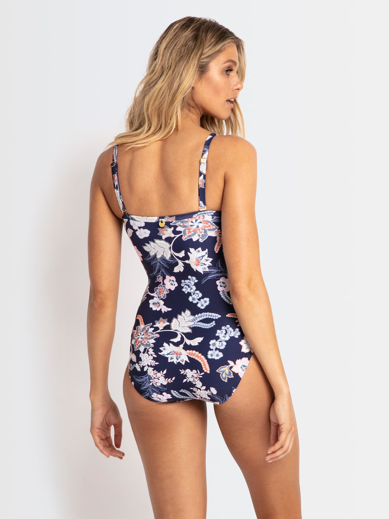 Sarasa Twist Front One Piece