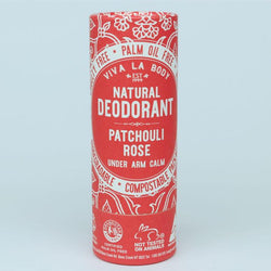Viva Natural Deodrant Patchouli Rose