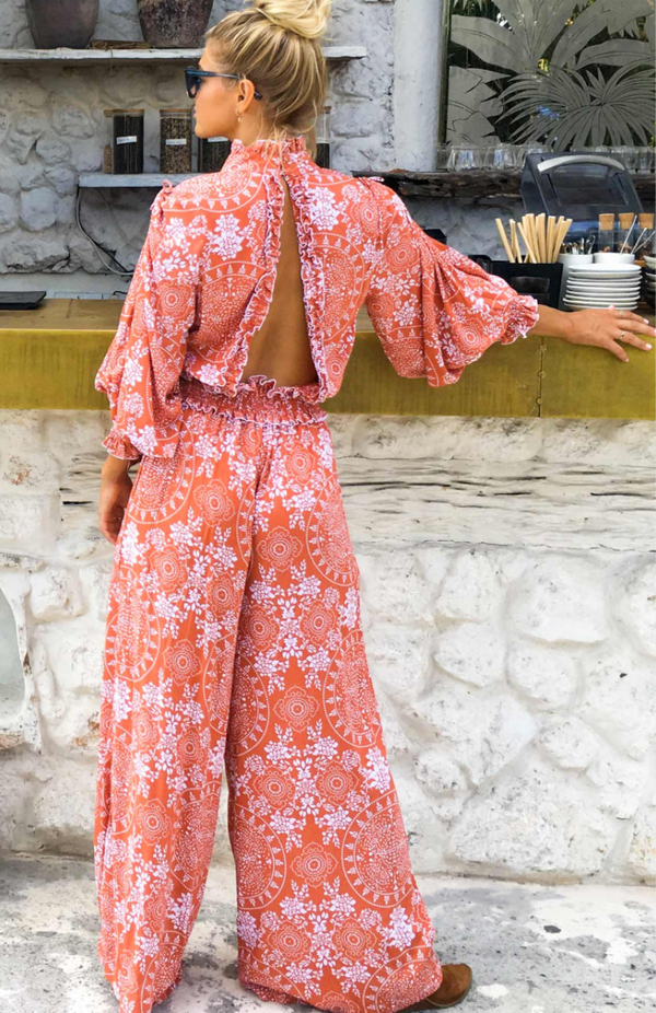 Kaiema Jumpsuit - Circle of Life