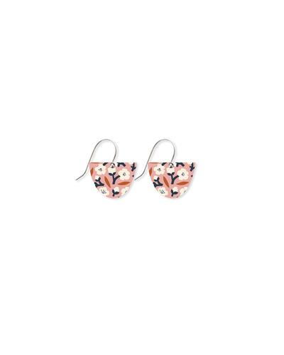 Peach Blossom Helsinki Mon Amour Small Bell Drop Earrings
