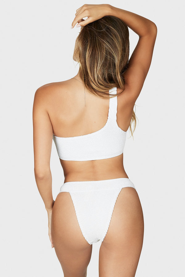 BOUND The Samira Bikini Top - Optic White