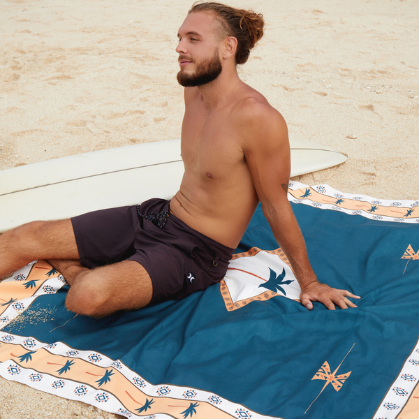SomerSide Desert Palms Towel XL