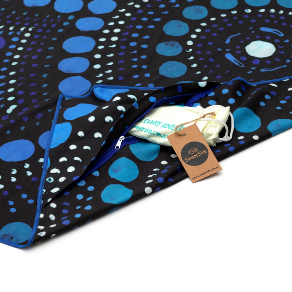 SomerSide Aussie Dreamtime Towel