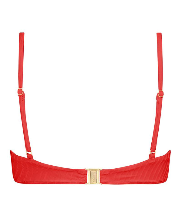 Solomon Top - Rouge
