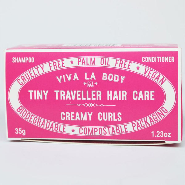 Viva Tiny Traveller Hair Care Creamy Curls