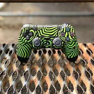 PS4 Controller Mind Melt Skin Decal Kit