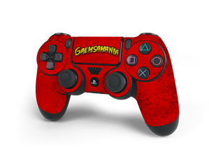 PS4 Controller Gaemsamania Decal Kit