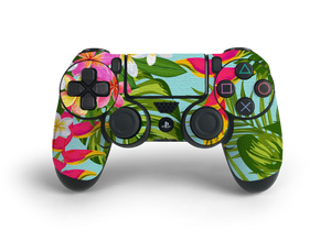 PS4 Controller Hawaiian Decal Kit