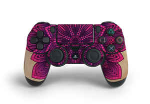 PS4 Controller Mandala Decal Kit