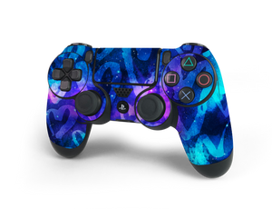 PS4 Controller Space Love Decal Kit
