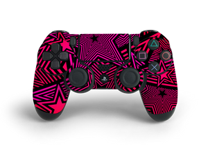 PS4 Controller Super Star Decal Kit