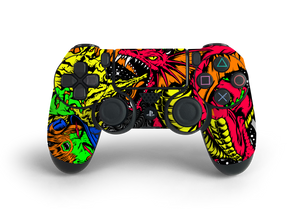 Sony PS4 Controller Wizard Skin Decal Kit