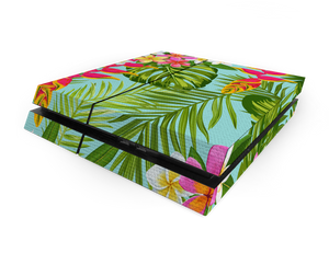 Sony PS4 Hawaiian Decal Skin Kit