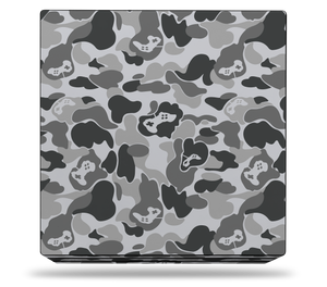 Sony PS4 Pro Grey Game Camo Skin