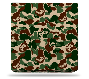 Sony PS4 Pro Khaki Game Camo Skin