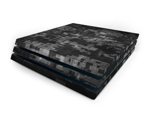 Sony PS4 Pro Digital Camo Skin