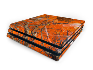 Sony PS4 Pro Hunter Camo Skin