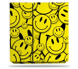 Sony PS4 Smiles Decal Skin Kit