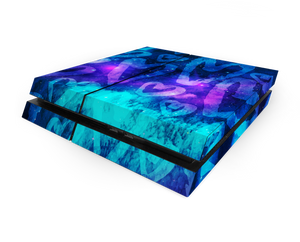 Sony PS4 Space Love Skin