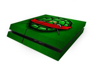 Sony PS4 Turtle Time Raph Skin