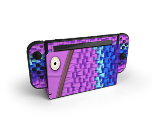 Nintendo Switch Llama Piñata Skin Decal Kit