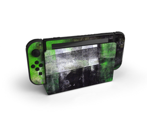 Nintendo Switch Paint Skin Decal Kit