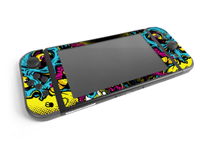Nintendo Switch Zombie Skin Decal Kit