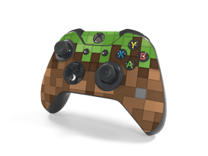 Xbox One Controller Crafter Decal Kit